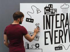 Bare Conductive Interactive Wall Kit