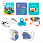 Wonder Workshop Dash STEAM Pack with Class Connect