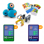 Wonder Workshop Dash Home Learning Bundle