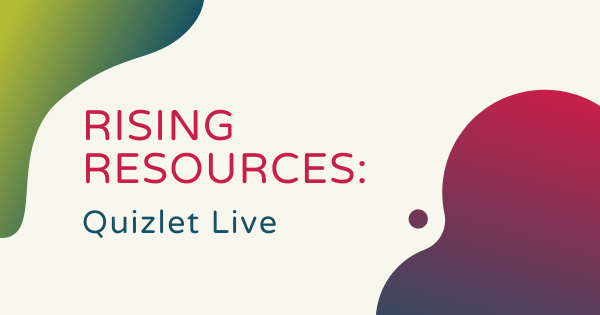 Rising Resources | Quizlet Live Assessment Game
