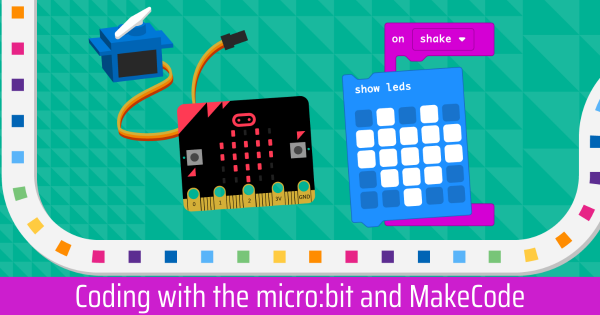 Coding with the micro:bit and MakeCode