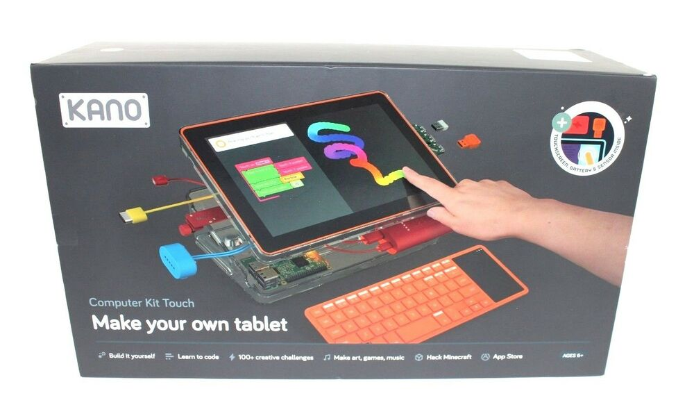 Tips & Tricks | Kano Computer Touch Kit